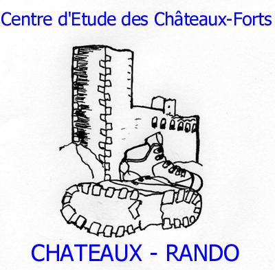 Chateaux-Rando, section du CECF : Randonnées et visites de châteaux
